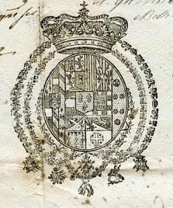 timbre Les Deux Siciles