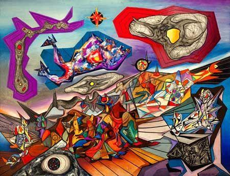 Esteban Francés, un peintre surréaliste à Portbou