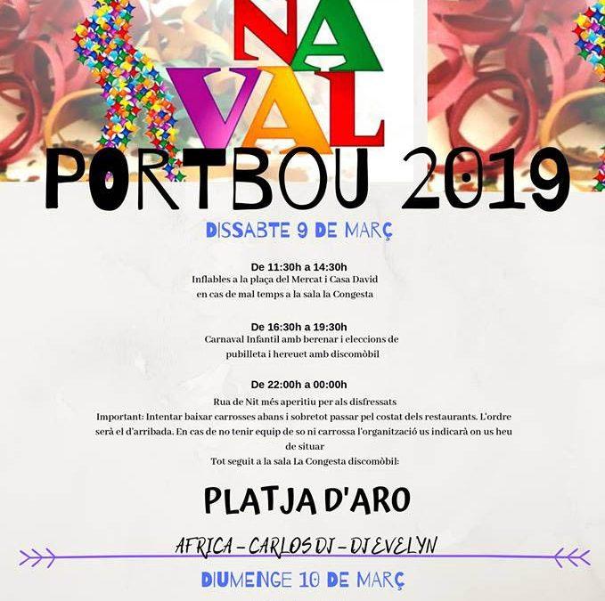 Carnaval de Portbou 2019: patrimoine festif de la Catalogne