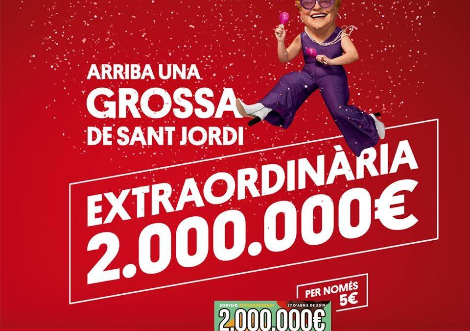 La Grosse de Sant Jordi 2019