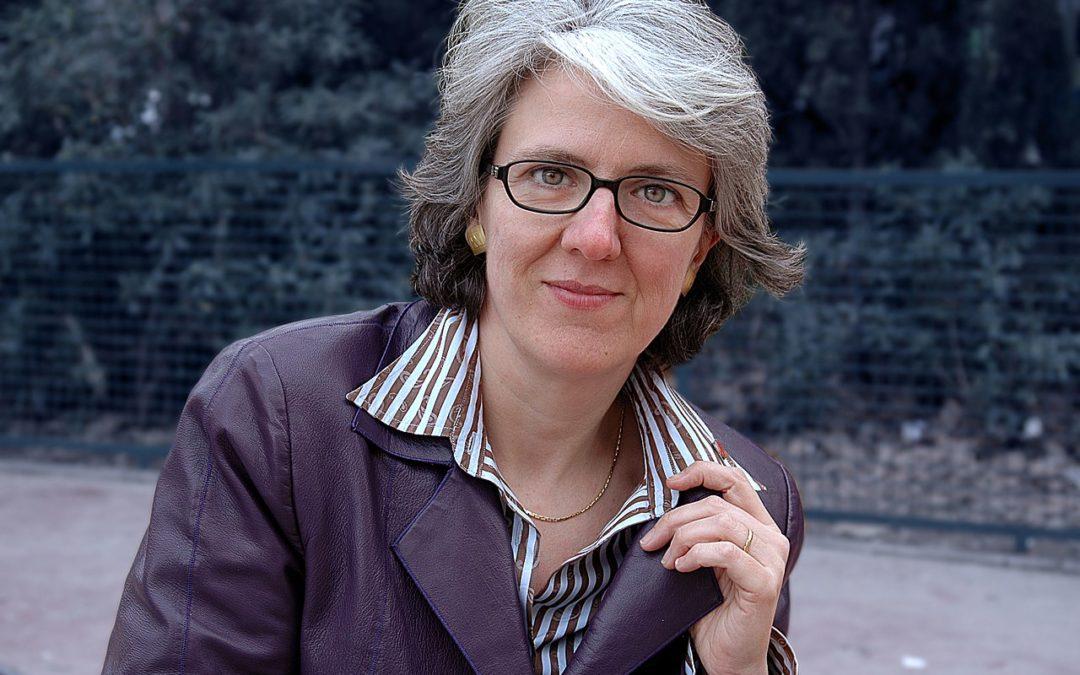 María Mercè Roca, política i escriptora de Portbou