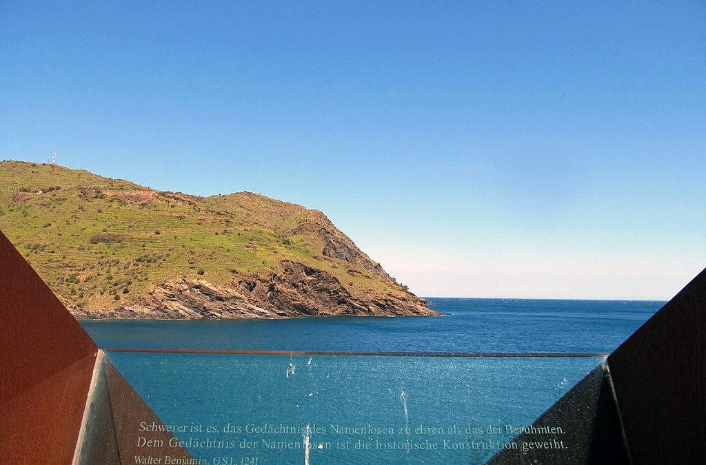 Une promenade à Portbou entre mer et montagne